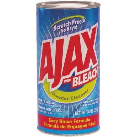 Ajax Powder Cleanser With Bleach 14 oz
