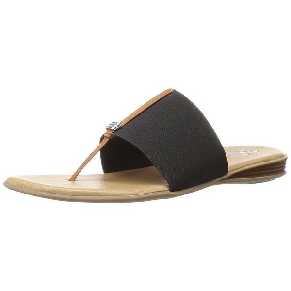 XOXO Women's Bennett Flat Sandal