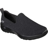 Skechers Women's GOwalk Joy Activate Slip-On Walking Shoe Black/Black