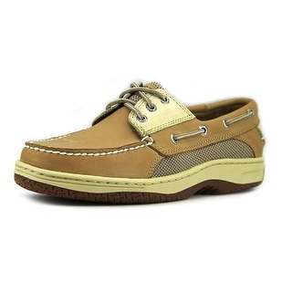 Sperry Top Sider Billfish 3-Eye Moc Toe Leather Boat Shoe