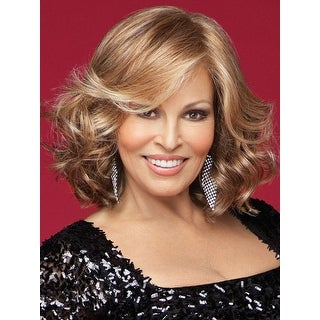 Celebrity by Raquel Welch Wigs - Vibralite Synthetic Hair Fiber, Lace front