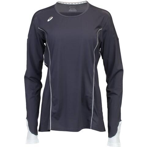 Asics Womens Domain Ii Jersey Athletic T-Shirt