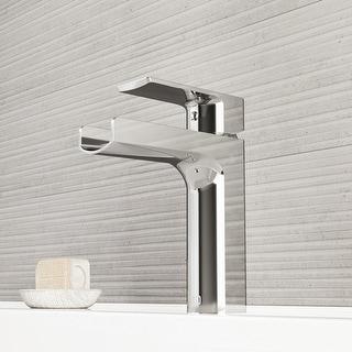 Link to VIGO Ileana Chrome Single Hole Bathroom Faucet (As Is Item) Similar Items in As Is