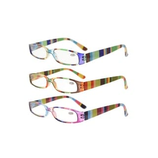 Link to 3 Pack Ladies Reading Glasses Smaller Readers Mix Color Similar Items in Eyeglasses