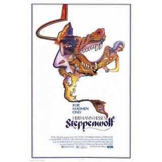 Pop Culture Graphics Steppenwolf Movie Poster Print, 27 x 40