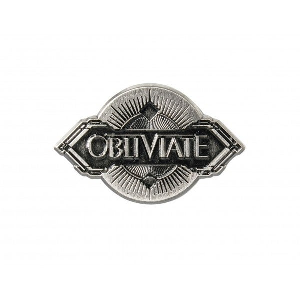 Harry Potter Fantastic Beasts Pewter Lapel Pin Obliviate