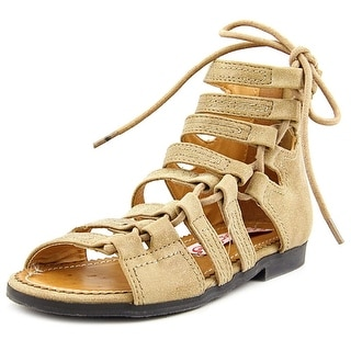 Two Lips Kids Vibration Youth Open Toe Synthetic Gladiator Sandal