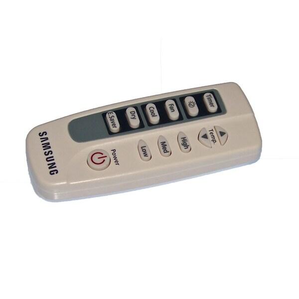 NEW OEM Samsung Remote Control Originally Shipped With: AW08ECB8, AW08ECB8XAA