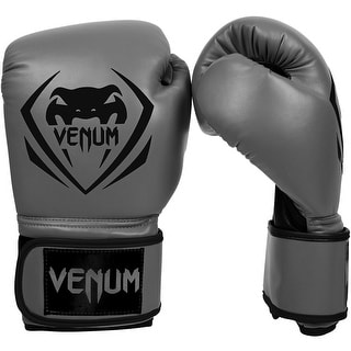 Venum Contender Boxing Gloves - Gray