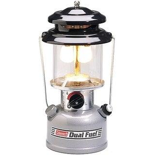Coleman 3000000923 Premium Dual Fuel Lantern, 2,700 BTU