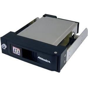 Addonics AESNMRSAP Addonics Zebra Drive Bay Adapter Internal - Black|https://ak1.ostkcdn.com/images/products/is/images/direct/379ef1037d76233ab2345dbf1e80b9237219d21f/Addonics-AESNMRSAP-Addonics-Zebra-Drive-Bay-Adapter-Internal---Black.jpg?impolicy=medium