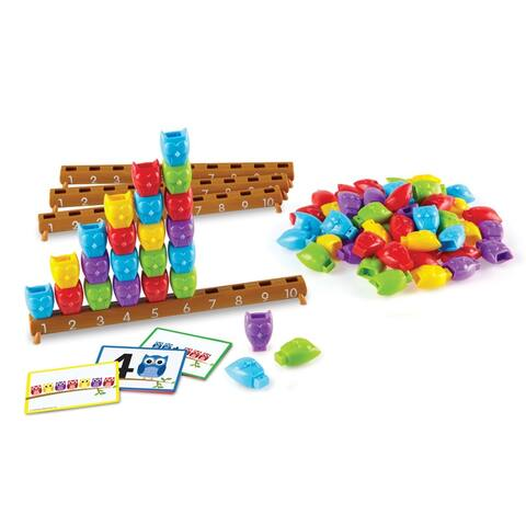 1-10 Counting Owls Classroom Set
