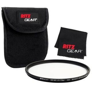 Ritz Gear 40.5mm Premium HD MC Super Slim UV Filter w/ Schott Optical Glass