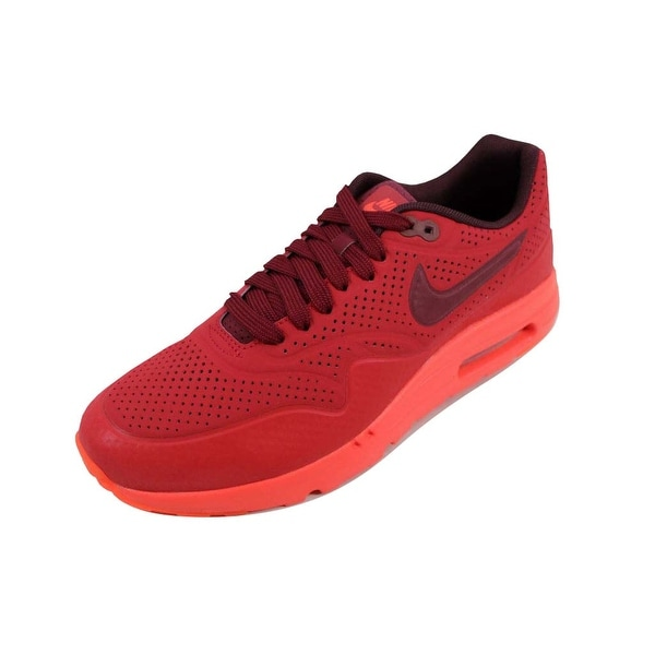 best website 97535 5720c ... Men s Athletic Shoes. Nike Men  x27 s Air Max 1 Ultra Moire Gym  Red Team Red
