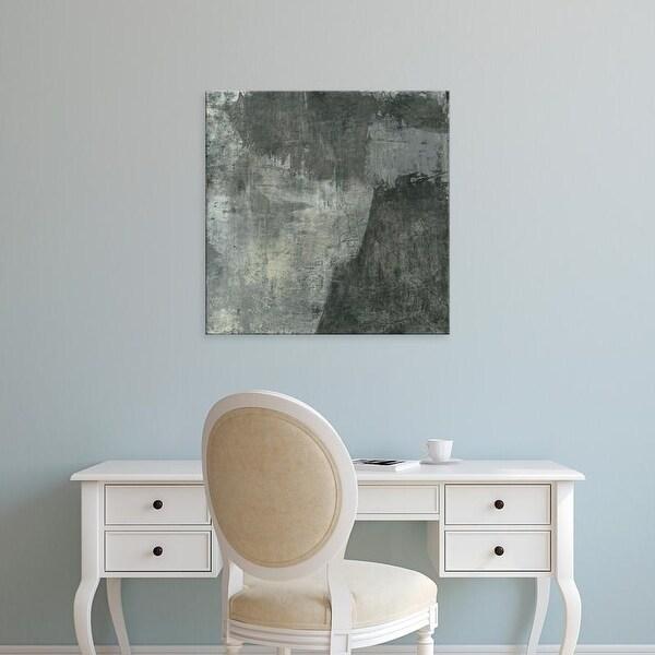 Easy Art Prints Elena Ray's 'Gray Abstract I' Premium Canvas Art