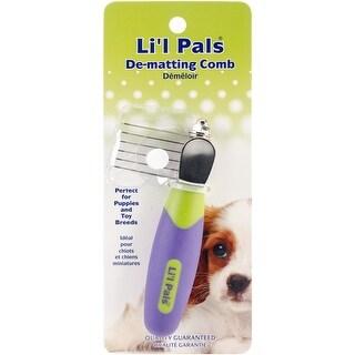 Coastal Pet Products W6216 NCL00 Li'L Pals De-Matting Comb
