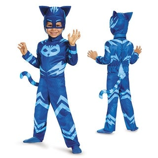 Toddler PJ Masks Classic Catboy Costume