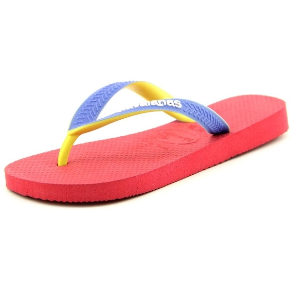 Havaianas Top Mix Youth  Open Toe Synthetic Blue Flip Flop Sandal