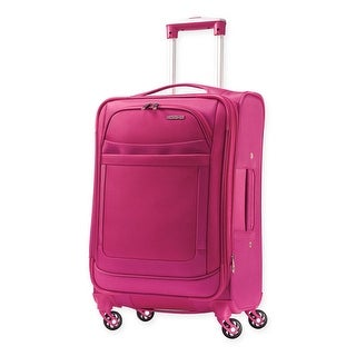 American Tourister Ilite Max Softside Spinner 21 - Raspberry