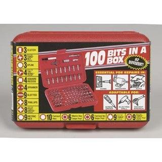BWT 24380 Screwdriver Bit Set 100Pc