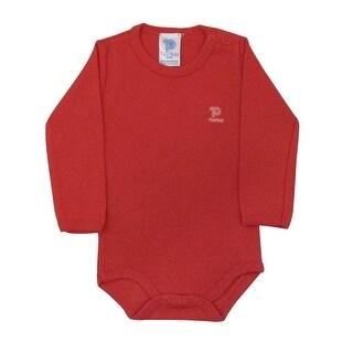 Baby Bodysuit Unisex Classic Bodysuit Style Infant Pulla Bulla Sizes 0-18 Months (3 options available)