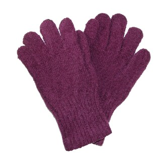 CTM® Women's Chenille Winter Gloves