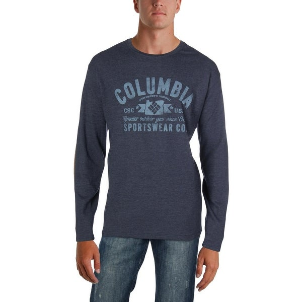 a3f53017 Shop Columbia Sportswear Mens Ketring Thermal Shirt Waffle Knit Graphic -  XXL - Free Shipping On Orders Over $45 - Overstock - 25752671