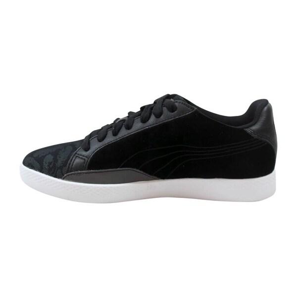 Shop Puma Match Swan Puma Black 363175 01 Women's Size 6
