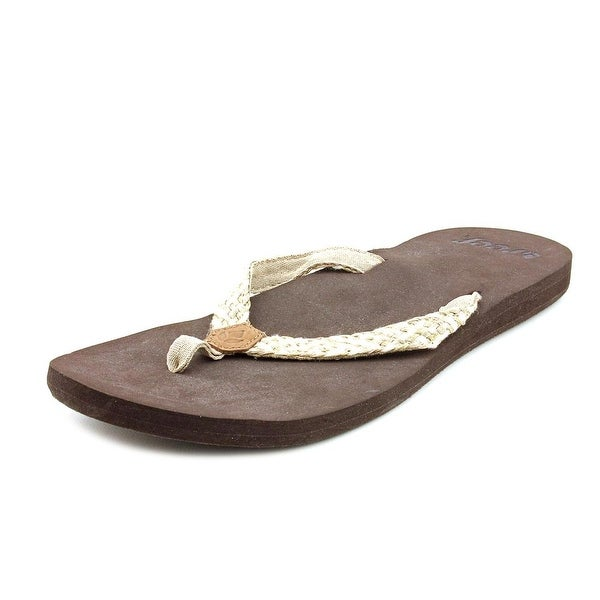Reef Mallory Women Brown/Metallic Sandals