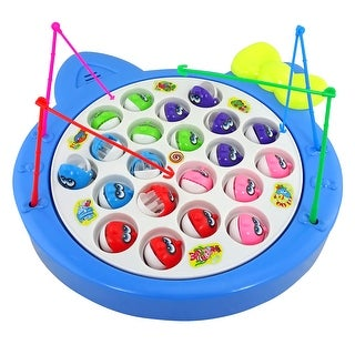 Envo Toys Classic Fishing Game Battery Operated Family Fishing Game