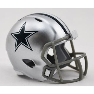 Link to Dallas Cowboys Helmet Riddell Pocket Pro Speed Style Similar Items in Sports Memorabilia