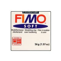 Fimo Soft Clay 56gm White