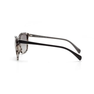 Prada Womens Oversized Gradient Square Sunglasses - o/s