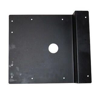 "AKOMA Dog Products Hound Heater Igloo Bracket 12"" x 10.5"" x 2"" Black"