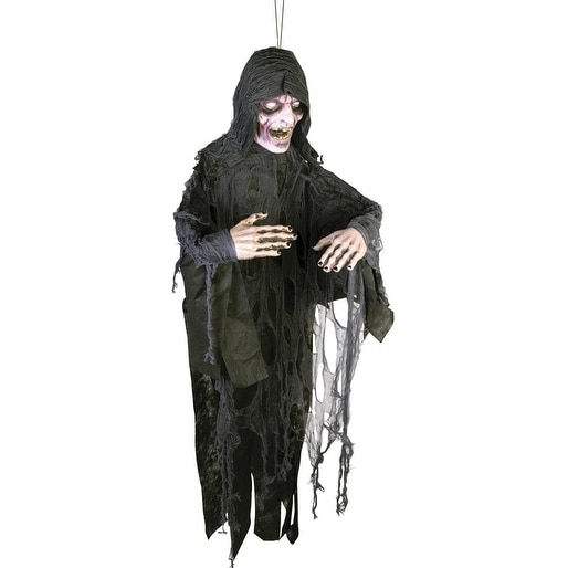 Ghost 4 Ft Poly Foam Prop Halloween Decoration