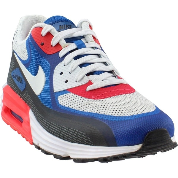 Shop Nike Mens Air Max Lunar90 C3.0 Casual Sneakers Shoes