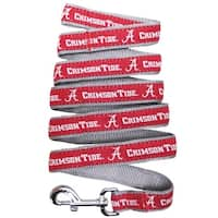 University of Alabama Nylon Ribbon Dog Leash