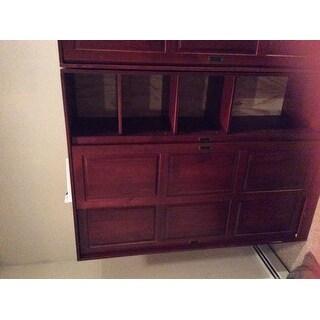 Customizable Solid Pine Three Sliding Door Wardrobe