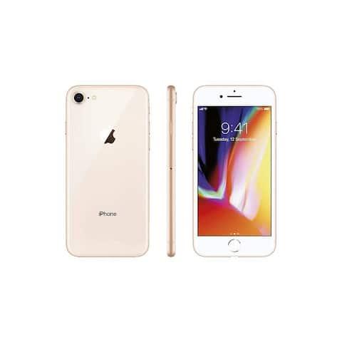 Apple iPhone 8 Gold Verizon Locked Certified Refurbished Phone