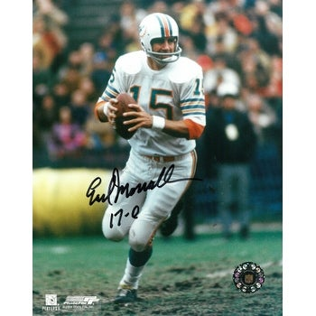Photos 1972 Miami Dolphins Team Signed 8 X 10 Photo Undefeated Team 17-0!!