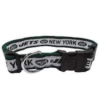 NFL New York Jets Pet Collar