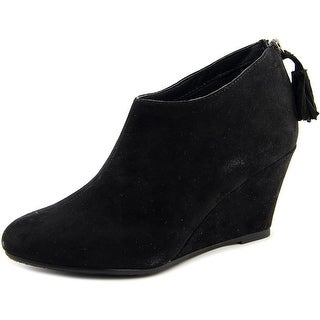 CL By Laundry Vente Open Toe Synthetic Wedge Heel