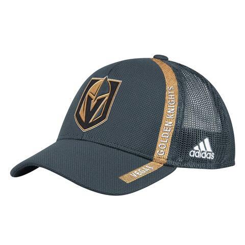 Vegas Golden Knights Grey Charlie Adjustable Snapback Hat