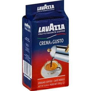 Lavazza - Crema Gusto Ground Coffee ( 3 - 8.8 OZ)