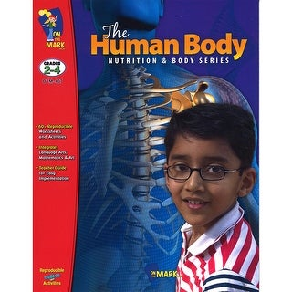 The Human Body Gr 2-4