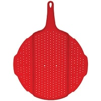 Squish 41036 Collapsible Splatter Screen, Red
