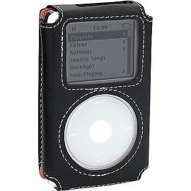 Case Logic Black Leather iPod Carrying Case