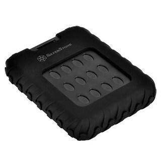 Military Grade Waterproof 2.5 in. SATA USB3.0 Enclosure