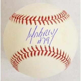 Jose Abreu Signed Rawlings MLB Baseball