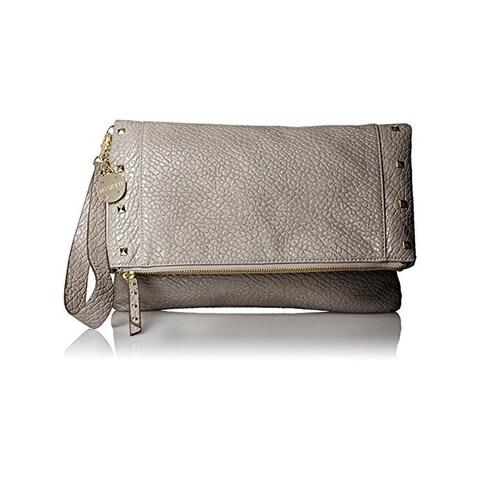 Rosetti Womens Clutch Handbag Textured Faux Leather - Medium